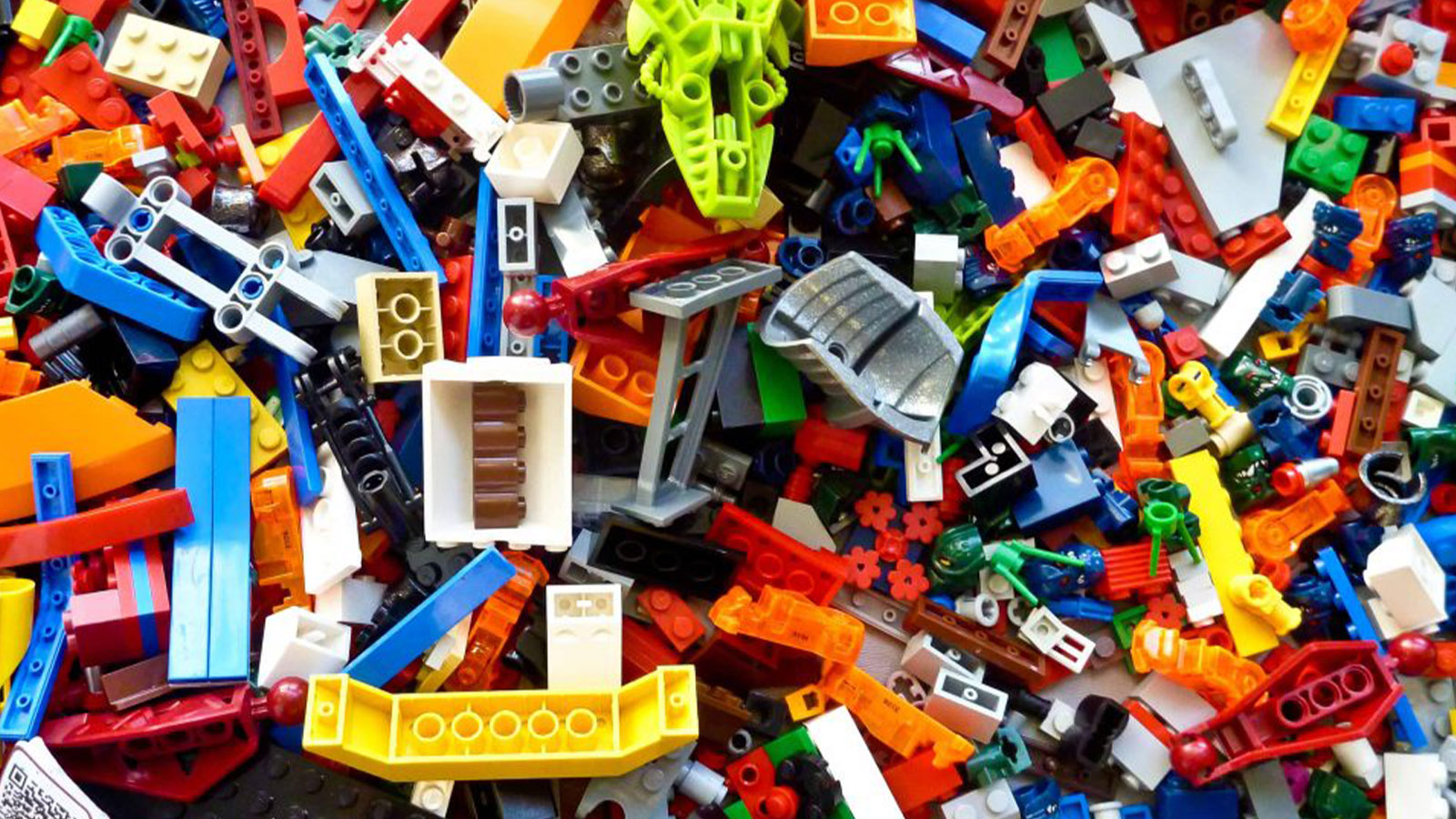 Lego Makes Sustainability Commitment With Recycling Initiative