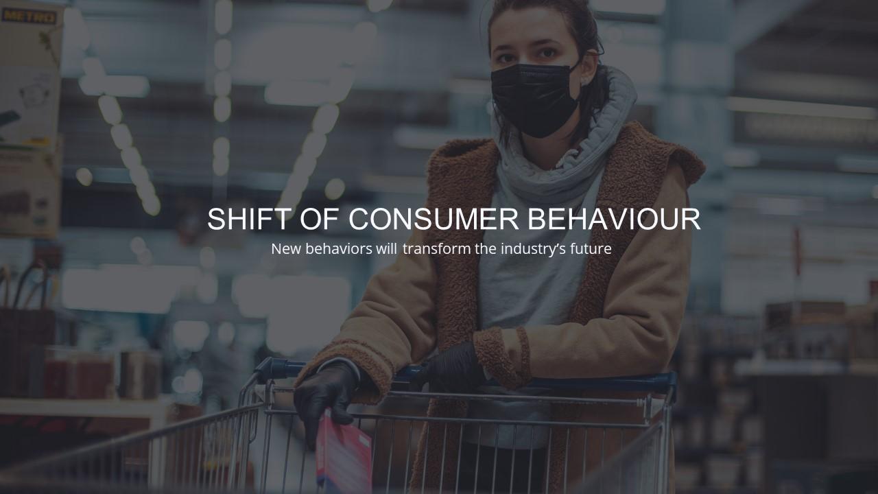 Apparel – Shift in Consumer Trends