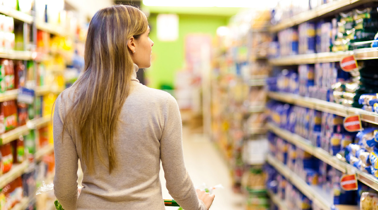Food Industry: Changes in Shopping Behavior & Consumer Spend