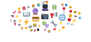 Emoji wall