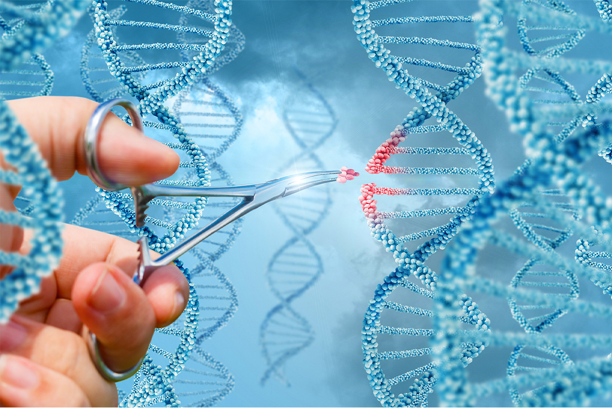 Salk Institute's SATI Gene Editing Tool Grabs Eyeballs