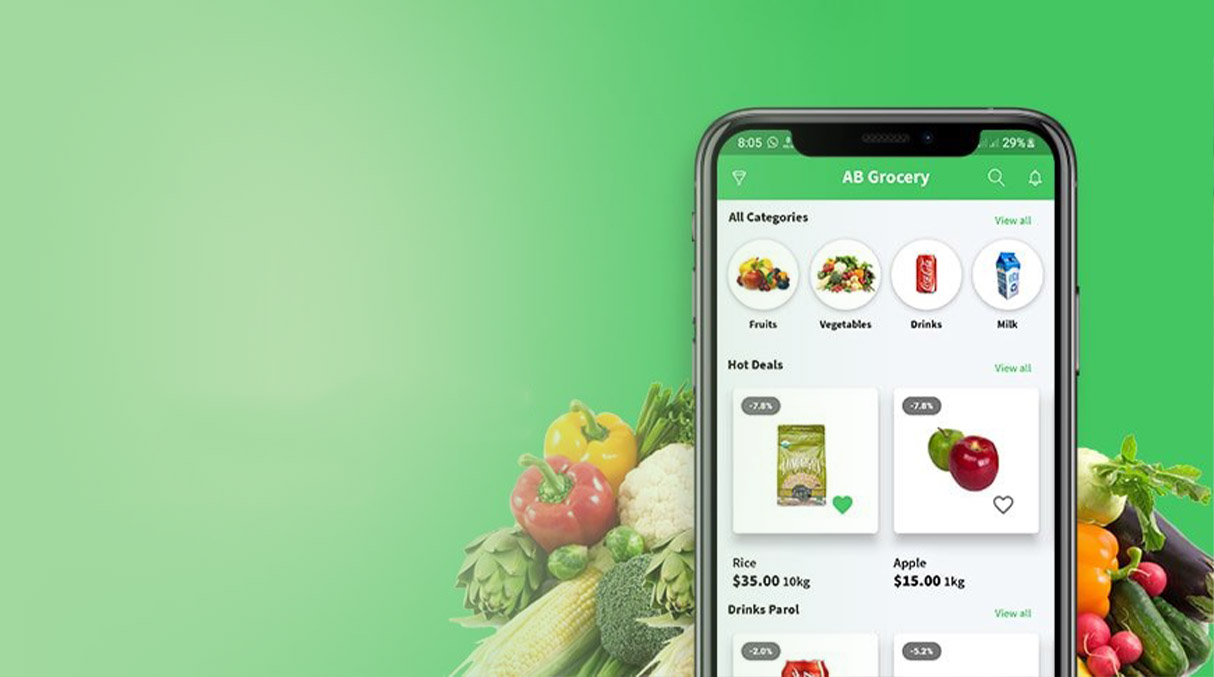 COVID-19 Impact: Rise in Grocery Delivery Apps