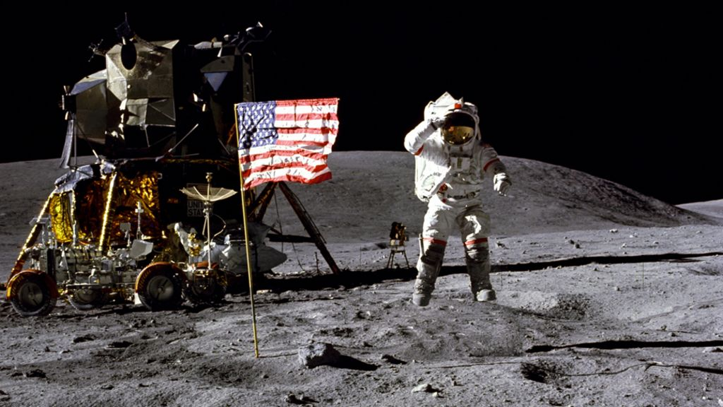 World Celebrates 50th Anniversary of Man Setting Foot On the Moon