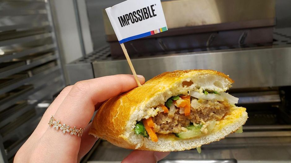 Impossible Foods Gets Green Signaled by the FDA