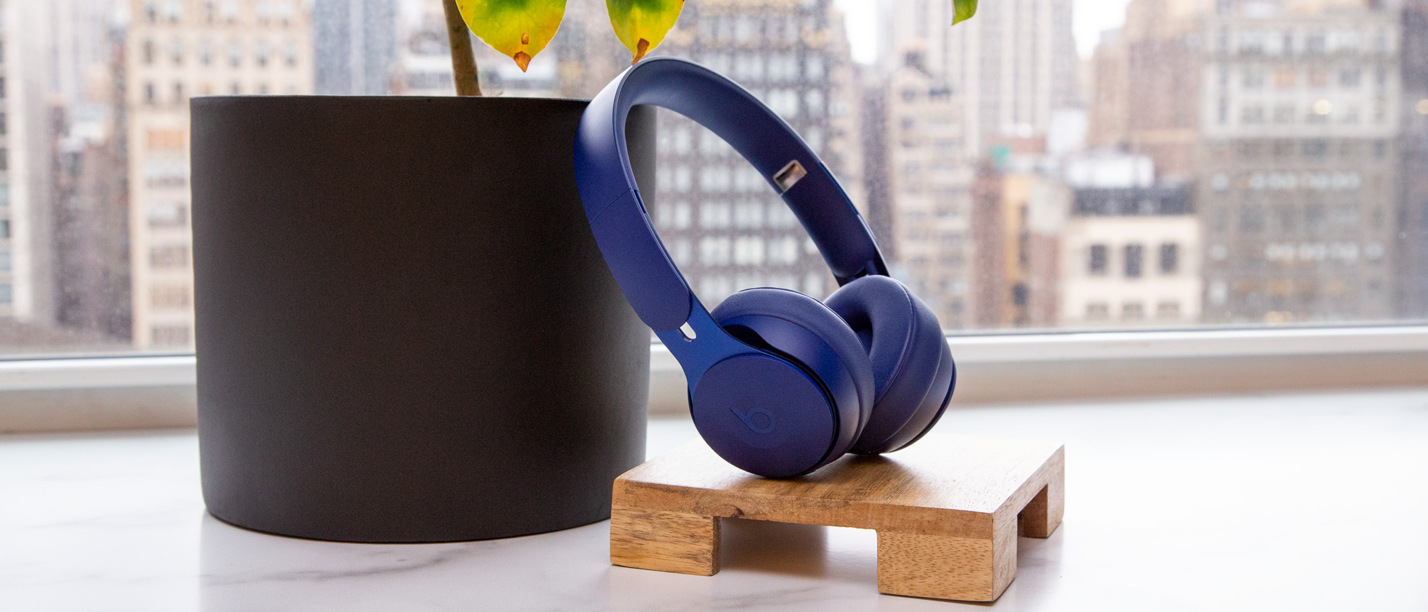 Beats Solo Pro On-Ear Headphones With Noise Cancellation Feature