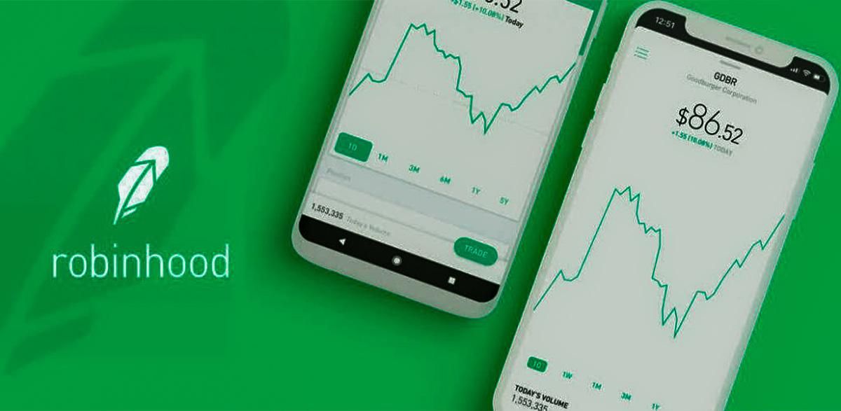 Robinhood App Having Major Outage, Social Media 'Going Haywire'